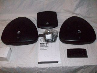 Acoustic Research Wht24 2 4ghz Wireless Base receiver System