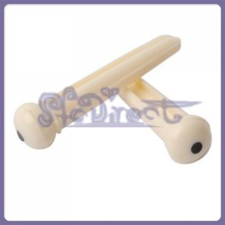 Ivory Bridge Pins for Taylor Martin Acoustic Guitar