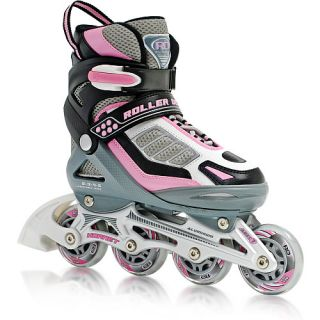 Roller Derby Hornet Pro Adjustable Girls Inline Skates