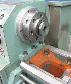 Acra Turn 16 x 40 Geared Head Gap Bed Engine Lathe Nicely Tooled