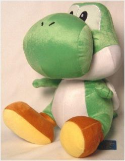 Costumes Super Mario Brothers Yoshi Plush Stuffed Doll