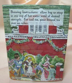 Tea House Lot of 12 Boxes Apple Cinnamon English Breakfast Earl Grey