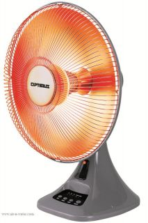 H4200S Optimus 14 in The Best Portable Infrared Decorative Radiant
