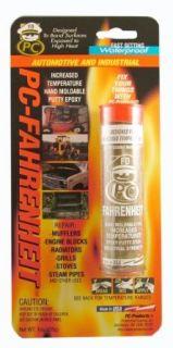 PC Fahrenheit High Heat Heavy Duty Epoxy Paste Glue Adhesive