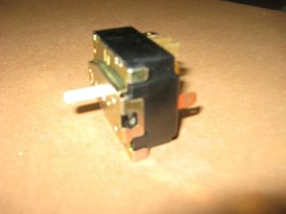 950921 Whirlpool Air Conditioner Rotary Switch