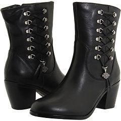Womens Harley Davidson Alanis Boot Size 6