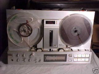 Akai GX 77 Reel to Reel Service Manual on CD 68 Pages