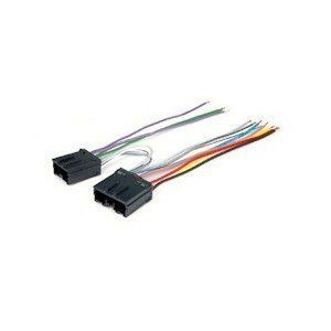 CAR STEREO CD PLAYER WIRING HARNESS WIRE ADAPTER PLUG FOR AFTERMARKET
