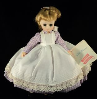 Antique Marme Meg Louisa M Alcott Little Women Madame Alexander Doll