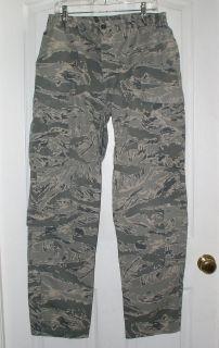US AIR FORCE Combat Uniform Pants Digital Camouflage 34 R Military