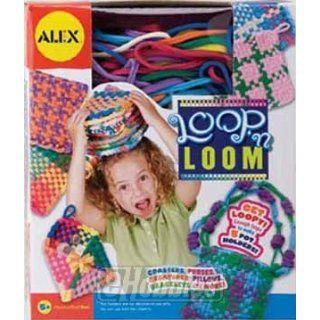 Alex Toys Loop N Loom Weaving Loom Set