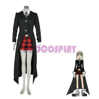 Anime Soul Eater Maka Albarn Cosplay Costume
