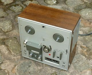 Akai 1710W L Stereo Reel to Reel Tape Recorder