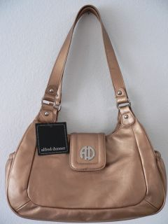 Alfred Dunner Copper Handbag Purse