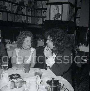 Al Pacino Bette Midler Alan Alda 1974 Tony Awards 21 ea 2 1 4 Camera