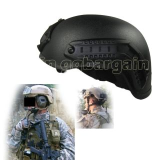 Airsoft Protection Helmet NVG Mount Special Force Army Style Gear