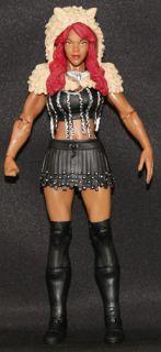 ALICIA FOX   WWE SERIES 23 MATTEL TOY WRESTLING ACTION FIGURE