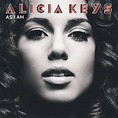 As I Am ECD by Alicia Keys CD Nov 2007 J Records