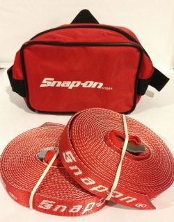Snap on Tools Tie Down Straps 2pc Snap on Tool Bag TDS4