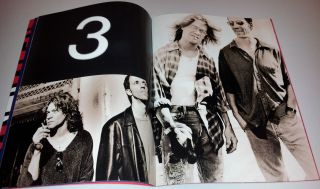 Van Halen   1998 Van Halen 3   Tour Program   Eddie, Alex, Gary, Mike