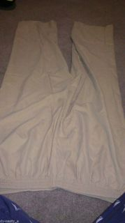 Alfred Dunner Tan Brown Size 14 Womens Pants L K Mint