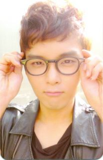 Super Junior BONAMANA 4th Album Official PHOTOCARD Ryeowook Ver Type B