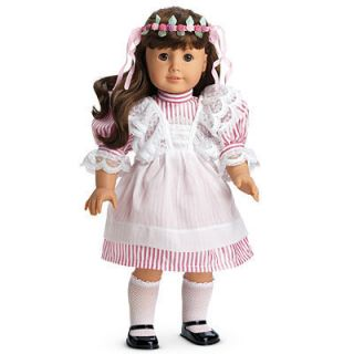 RETIRED Pleasant Company American Girl Doll Samantha Pinafore Dress in