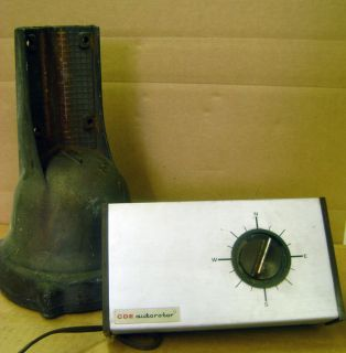AR 40 Antenna Rotor Rotator CDE Control Box Vintage Ham CB Radio AR40
