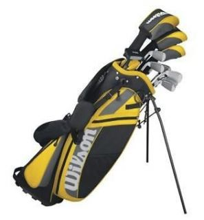 Ultra Mens Golf Clubs Package Set with Bag, Putter and Covers RH