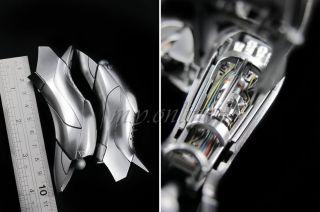 Hot Toys Iron Man Mark II Armor Unleashed Version Figure 1 6 Lower Leg