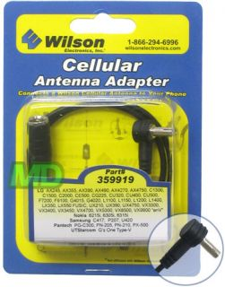 Wilson 359919 Cellular Cell Phone Antenna Adapter Cable Connector