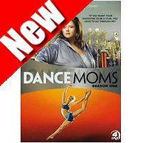 dance moms season one 1 4 discs dvd from australia