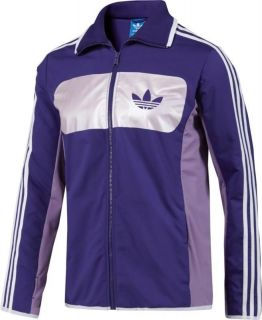 Adidas Originals Mens Street Driver 12 Track Jacket Save 40%