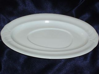ROYAL ALBERT DOULTON PROFILE OVAL GRAVY BOAT UNDERPLATE ONLY HORIZONS