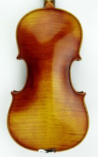 Fine Violin Labeled Antonio Stradivarius 1698 Maurice Reynaud