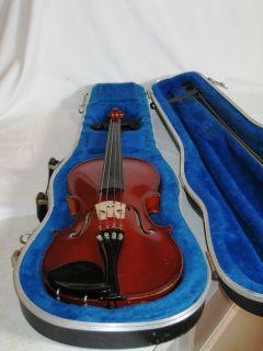 Violin Glaesel Antonio Stradivarius V130E 1988 Faciebat Cremona Hard