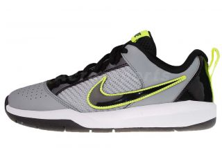 Nike Quick Baller Low GS Stelth Black Kids Youth Basketball Shoes