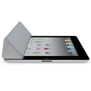 Apple IPAD 2 Smart Cover Poly Case Gray Official Authentic Brand NEW