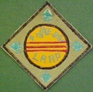 4th infantry division lrrp vietnam patch  11