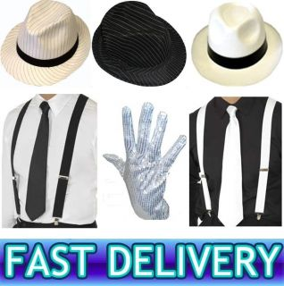 michael jackson white glove in Clothing,