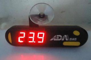 ADA Submersible LED Digital Display Thermometer Fish Aquarium Tank bby