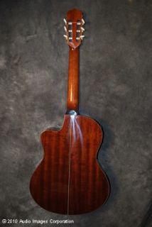 Aria AK30CE Classical Acoustic Electric Cutaway Guitar
