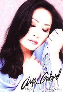 Ana Gabriel   Historia De Una Reina (DVD