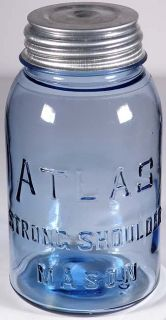 atlas strong shoulder mason quart cornflower blue