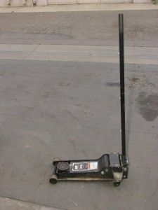 Arcan Quick Lift Service Jack 3 1 2 Ton Model XL35
