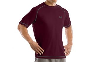 Mens Under Armour Catalyst Shortsleeve T Shirt