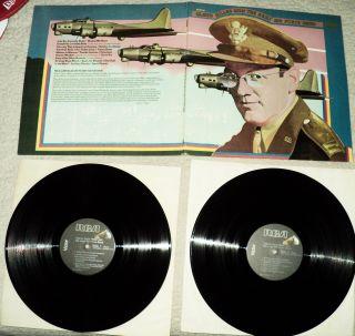 Glenn Miller The Army Air Force Band 33 1 3 RPM 12 inch LP Vinyl
