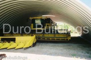 Duro SPAN Steel 42x42x17 Metal Buildings DiRECT Quonset Farm Equipment