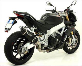 Pot DEchappement Silencieux Arrow Dark Line Aprilia Tuono V4 R Aprc