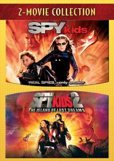 Spy Kids Spy Kids 2 The Island of Lost Dreams DVD, 2011, 2 Disc Set
